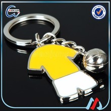 Promotional iron mini football shoes keyring for advertising