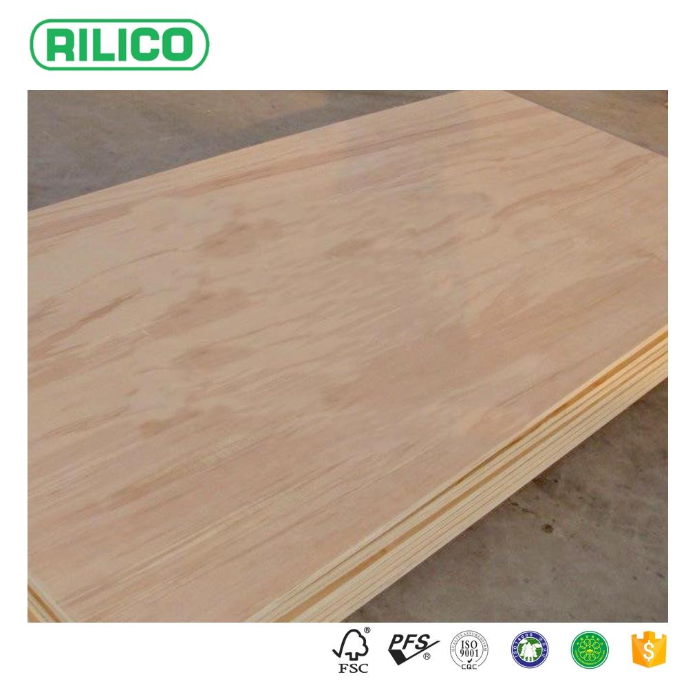 RILICO thương hiệu Bingtangor/bạch dương/sồi đỏ/sapele/okoume ván ép cho đồ nội thất