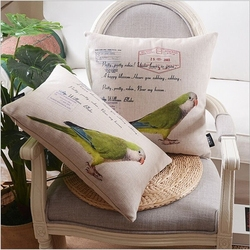 Sofa cover embroidery designs cushion