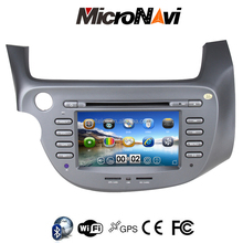 MicroNavi Car DVD Player for Honda Fit with GPS