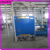 henan small soy beans corn wheat rice grits milling flour machine