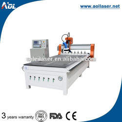 AOL1325 3d computer controlled wood carving machine automatic price