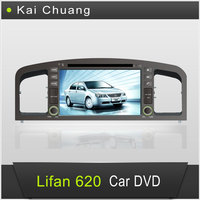 LIFAN 620 car DVD 1 din 7 inch touch screen with GPS,Ipod,Bluetooth,PIP,SWC