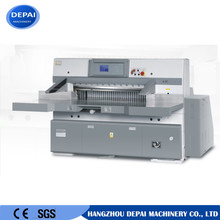 High Performance QZYX Series Hydraulic Guillotine Shear for Paper Cutting