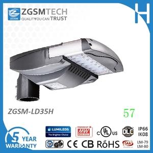 35 W LED уличный светильник с MEANWELL ® HLG драйвером и Philips LUXEON® T чипом