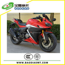 250cc Automatic Motorcycle Motorbike Racing Sport Motorcycle Four Stroke Engine Motorcycles BD250-30-I