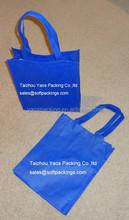 trading show non woven bag, cheap and high quality reusable shopping bag, non woven tote bag can be customized on your logo
