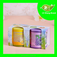 70g Lavender canned Gel air freshener for home&car