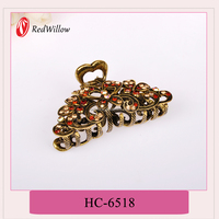 China wholesale websites Flower small colored hair claws