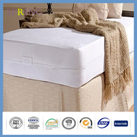 Washable, Dryable Easy Care, Waterproof Fabric Protect Your Bed from Bugs