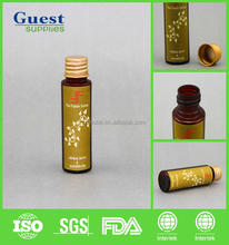 Personalized Disposable Plastic 30ml Hotel Cosmetic Bottle