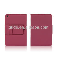 ABS leather Bluetooth Keyboard Case for apple ipad mini