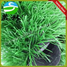 PE Stem fiber artificial grass yarn for football fields garden ornament synthetic turf synthetic lawn