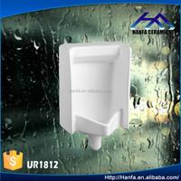 Chaozhou sanitary ware wall hung urinal dimension