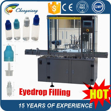Famous brand electrical parts automatic filling machine,10ml eliquid filling machine,2 in 1 filling machine