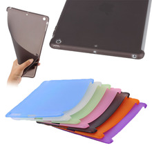 Hot Selling Cheap Clear Matte Soft TPU Case for iPad Air,TPU Case for iPad 5