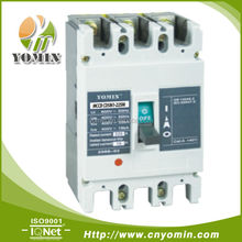 Manufacturer 160A 3-POLE molded case circuit breaker CDSM1-225M/3P-160 MCCB