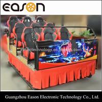 5D Cinema Game Machine Home Theater 5D Cinema Equipment