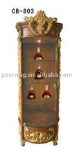 art furniture:solid wood wine cabinet