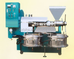 2015 CE&ISO approved new type automatic screw oil press machine (6YL-A series)