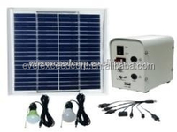 EverExceed Metal 30w Solar Home System with 5~60V PV Modules