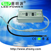60w 70w 80w 100w 120w 150w waterproof led constant current driver 1500ma 1800ma 2000ma 3000ma