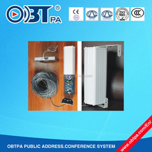 OBT-POE902 TCP/IP IP Speaker,POE Speaker with Power Amplifier Built-in For School,Airport,Railway Station,Stadium