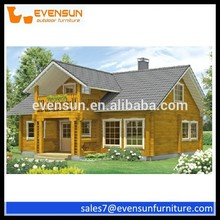 Nice design wooden house model
