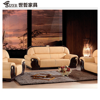 High Quality Cheap sofa set pictures wood sofa furniture