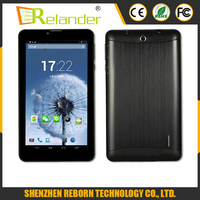 7 inch 3G Android Phone Tablet PC MTK6572 V70 Dual Core 4GB Phone Call Tablet pc