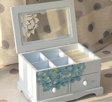 Princess Wholesale Wooden jewelry box