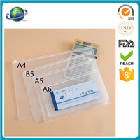 Pp A4 Clear File Document Bag/envelope File Folder