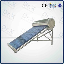 high quality Dr.xia compact pressured solar water heater system
