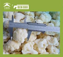 yunnan High yield frozen white broccoli
