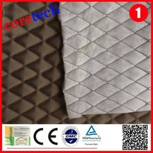 Customized popular waterproof quilted fabric nylon factory