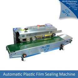 Ailusi daily chemicals plastic bag sealer machine