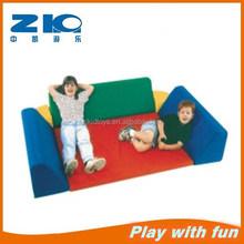 2015 new preschool rectangle Children Comfortable sofa for sale