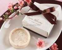 Cherry Blossom Scented Soap Bridal Shower Favor