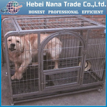 metal wire pet cage / iron dog cage