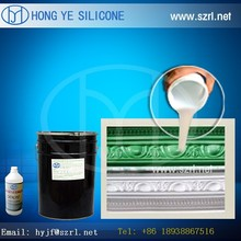 silicones molds for replicate varies gfrc patterns