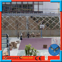 easy installation basketball court floor price in Guangdong