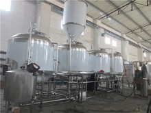 Beer manufacturing machine
