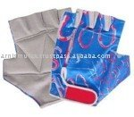 2014 Promotional Men Cycling Bike Bicycle Glove/ Soft padding palm Glove/ Half Finger Glove Breathable
