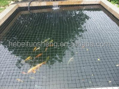 Polycarbonate pond covers