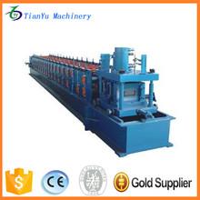 Máquina de coser industrial usado c purlin fría máquina formadora de rollos