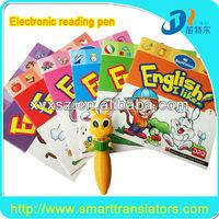 New generation Children's education learning speaking pen-digital reading pen for kids English I like