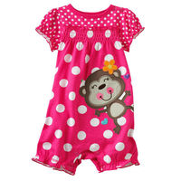 Baby climb clothes monkey girl Children's clothing wholesale China's brand children's clothes