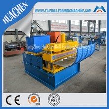 Hydraulic Metal Arch Roof Sheet Forming Machine