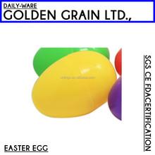 Wonderful clear plastic easter egg for promotion