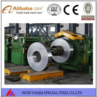 ASTM 316 2B finished stainless steel coil, 1219 Slit Edge